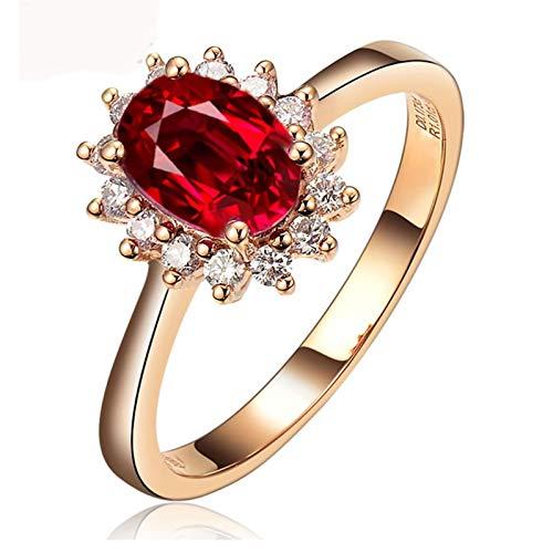 Ubestlove Fashion Rings For Teenage Girls Womens Gifts Nightmare Before Christmas Sun Flower Ring Ladies Gifts J 1/2