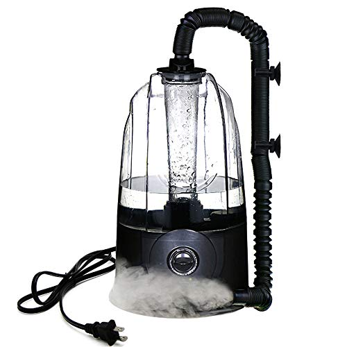 Coospider Reptile Fogger Terrariums Humidifier Fog Machine Mister 3L Large