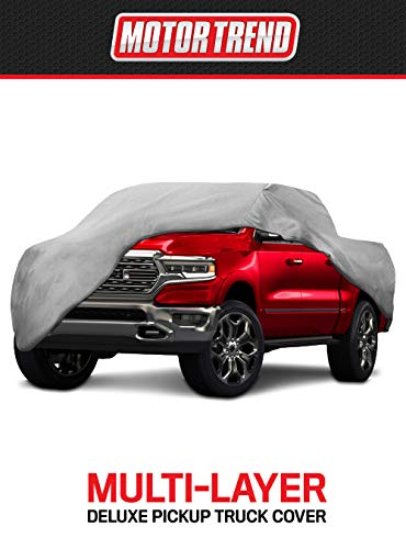 Motor Trend Truck Cover