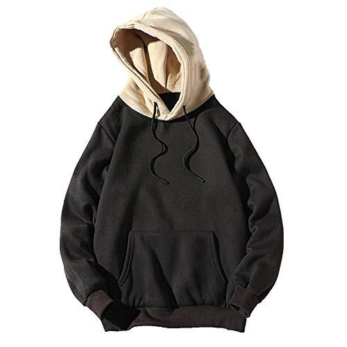Sudadera con capucha para hombre