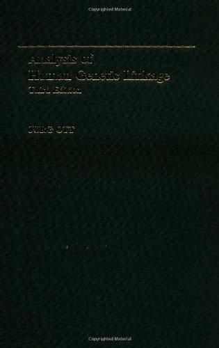 Analysis of Human Genetic Linkage (Ott, Analysis Of Human...