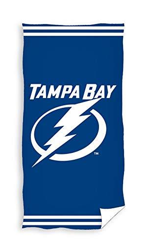 Tampa Bay Lightning Duschtuch - Badetuch - NHL Fanartikel