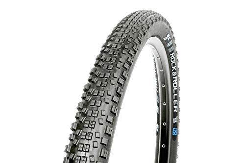 MSC Bikes Rock & Roller Reifen Fahrrad, Erwachsene, Unisex, Schwarz, 29 x 2 10