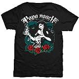 Rockoff Trade Men's Bruja T-shirt, Black, Xx-large