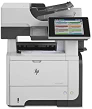 Certified Refurbished HP LaserJet Enterprise 500 M525F M525 CF117A All-in-One Printer Copier Fax Scanner with Toner and 90-Day Warranty