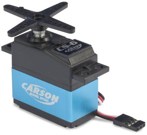 Carson 500502036 - Servo CS-6 - 6 kg/JR-Stecker