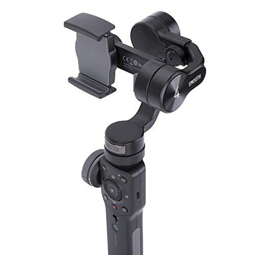 ZHIYUN SMOOTH 4 Ufficiale Stabilizzatore Gimbal palmare a 3 assi per SmartPhone(con treppiede)-nero