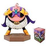 YIGEYI Dragon Ball Z Majin Buu Anime Acción Figura 15 cm Figuras de PVC Figuras Coleccionables Modelo de carácter Estatua Juguetes