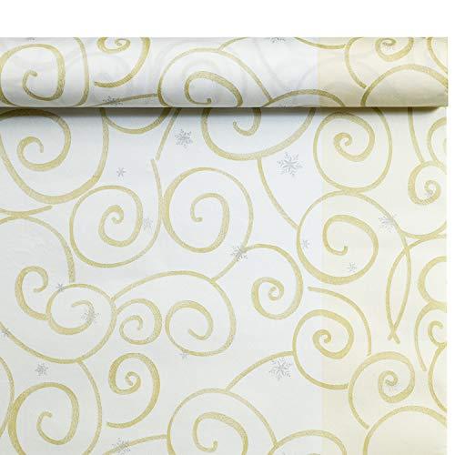 Class - Mantel de Papel, Multicolor, Grande