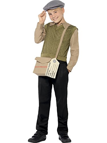 Smiffys Evacuee Boy Kit