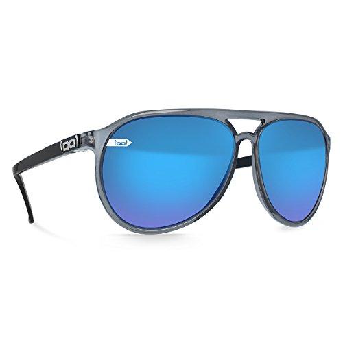 gloryfy unbreakable eyewear gloryfy Gi3 Navigator Frost Sonnenbrille, anthrazit/Black, L