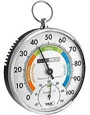 TFA Dostmann 45.2027 Termometr Higrometrowy, Wielokolorowy