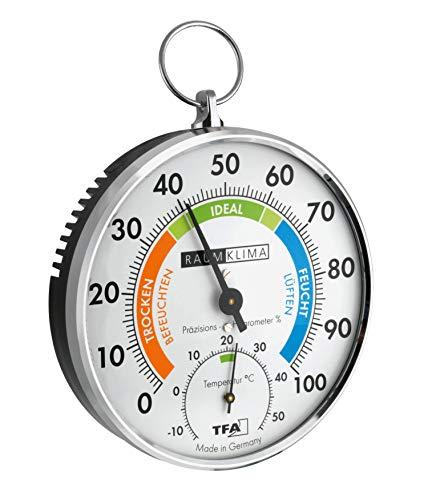 Trixie 76113/Termometro e igrometro analogico