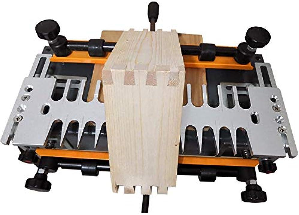 Huanyu 30cm (legno) macchina coda di legno cnc dovetail tenon machine tenoner (con template kit 2) WJJ-48b
