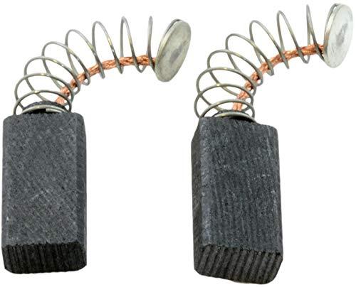Escobillas de Carbón para BOSCH CSB 550 SRE taladro - 5x8x15,5mm - 2.0x3.1x5.9