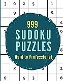 999 Sudoku Puzzles Hard to Professional