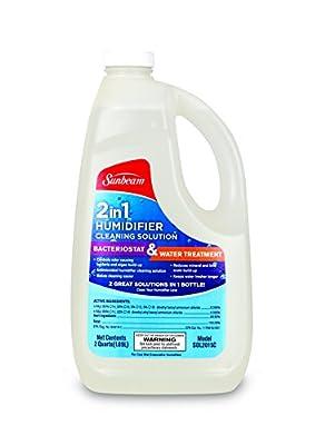 Sunbeam Humidifier Bacteriostat Solution SOL2015B-U