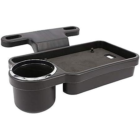 Auto Rücksitz Organizer Autositz Rücksitz Aufbewahrungstasche Auto Getränke Tablett Tisch Zusammenklappbar Für Wasser Kaffee Ständer Auto