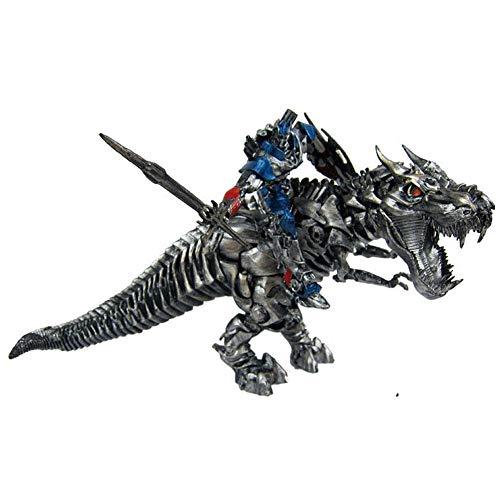 Starter Dinosaurio Jurásico Transformando Juguetes Transformers Optimus Prime Tyrannosaurus Dinosaur Modelo Juguetes Infantiles Decoración