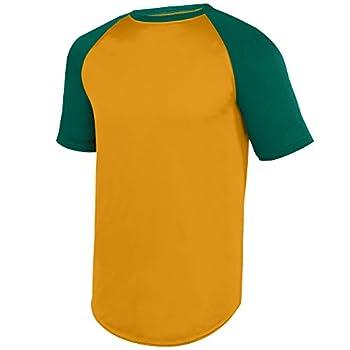 Augusta Sportswear Men s 3XL 1508 Gold/Dark Green XXX-Large