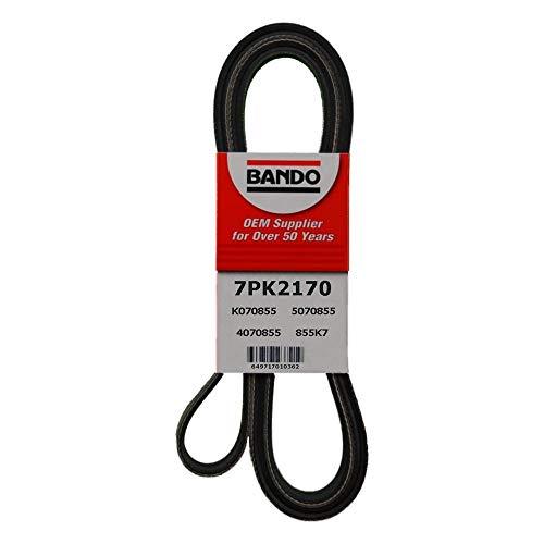 Bando 7PK2170 OEM Quality Serpentine Belt