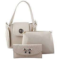 Nevis Women's Messenger Bag (C3 Turquoise 17CPY_Cream),Sahil Enterprises,C3 Turquoise 17CPY