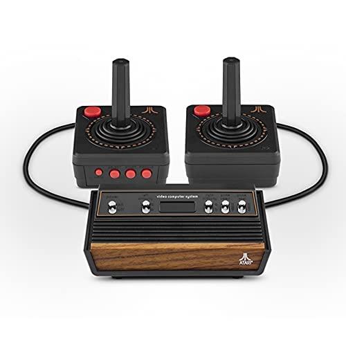 Tectoy Atari Flashback 10- 995170050828 Atari Flashback 10-110 Jogos, Preto - Atari_lynx