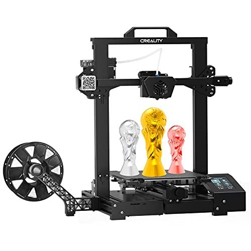 Creality Ufficiale CR-6 SE Stampante 3D Auto livellamento del letto Alimentatore Meanwell certificato UL CR6 FDM Stampanti fai da te Dimensioni di stampa 235 x 235 x 250 mm