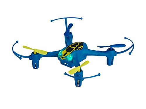 Revell Control RC Quadrocopter für Einsteiger, ferngesteuert mit 2,4 GHz Fernsteuerung, leicht zu fliegen durch 6-Axis-Stabilisierungssystem, Propellerschutz, Headless, wechselbarer Akku - EASY 23890