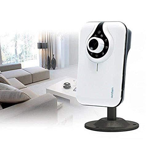 AVIDSEN - AVIDSEN Caméra IP interieur WiFi Plug&Play QR Code