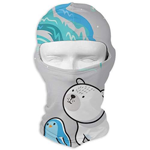 NOBRAND Máscara cara completa A Kawaii divertida