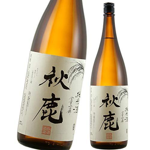 第25位:秋鹿酒造『秋鹿(あきしか) 純米』