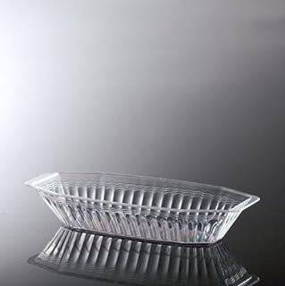 EMIヨシEMI-REDB15 15Oz。クリアプラスチックサンデー皿 - 300のパック
