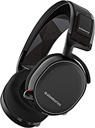 SteelSeries Arctis 7 Lag-Free Wireless Gaming Headset with DTS Headphone:X 7.1 Surround for PC, Playstation 4, VR, Mac and Wired for Nintendo Switch, Android and iOS