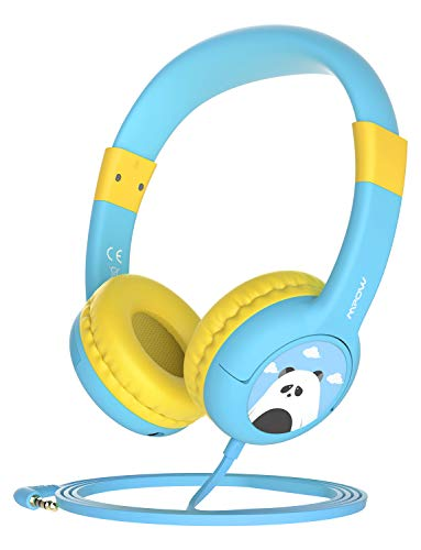 Mpow CH1 Kids Headphones w/85dB Volume Limited Hearing Protection...
