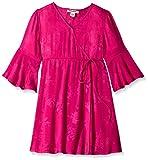 Billabong Girls' Girls' Divine Child Woven Dress Pink Medium
