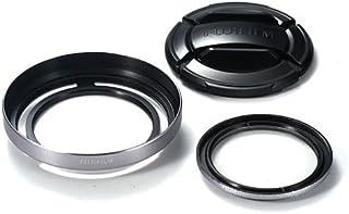 Fujifilm LHF-X20S Paraluce e Filtro Protettivo, Argento