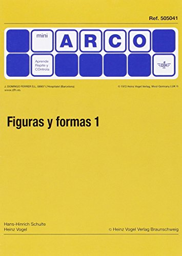 M-ARCO FIG.FOR.1 5 MINI ARC 5041