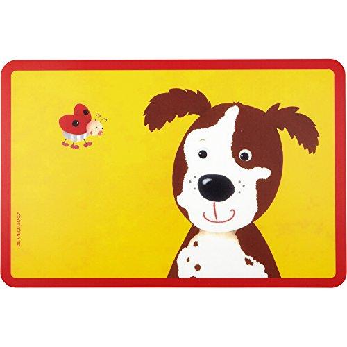 Spiegelburg 14732 Tischset Hund Freche Rasselbande