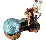 ymdmds High 25cm One Piece Edward Newgate Boxed Sculpture Modelo de Regalo Ilustraciones Anime...