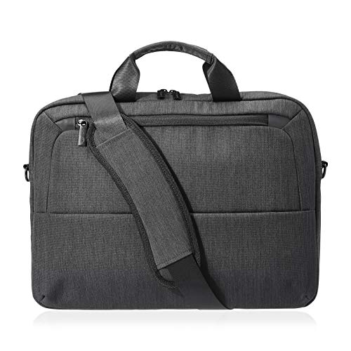 "Amazon Basics - borsa professionale per laptop da 15,5"", nero"