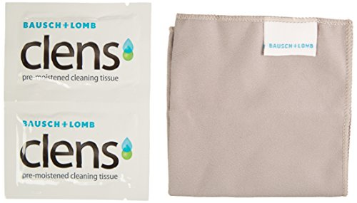 Bausch & Lomb Clens Travel Cleaning Kit (BAL1250)