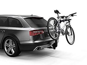 Thule Camber 2 Hitch Bike Rack, 2 Bike, BLACK