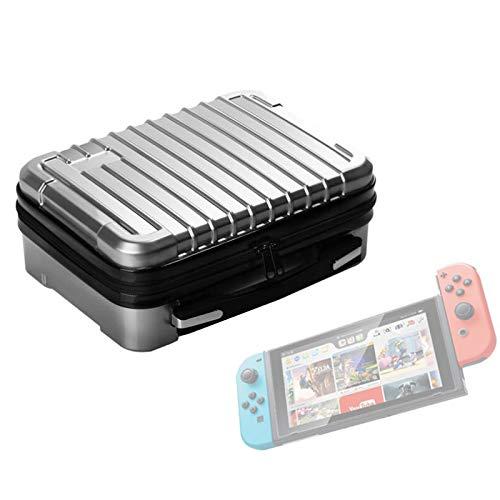 Honbobo Hard Shell Waterdichte koffer Travel Draagtas Opbergtas voor Nintendo Switch en Accessoires