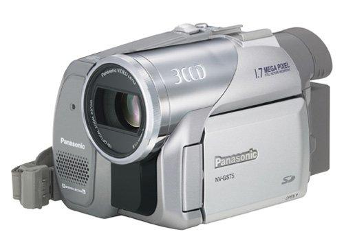 Panasonic NV-GS 75 EG miniDV Camcorder