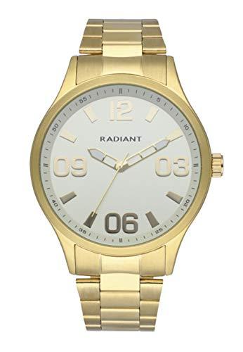 Reloj RADIANT RA563201 Acero Dorado