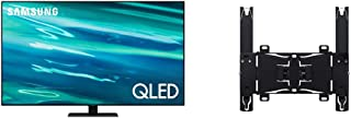 SAMSUNG 65-inch Class Q80A Series – QLED 4K UHD Smart TV with Alexa Built-in (QN65Q80AAFXZA, 2021 Model) with SAMSUNG 2020...