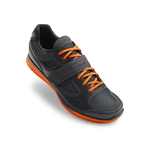 Zapatillas Giro Grynd Naranja 2016