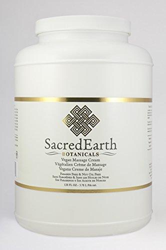 Sacred Earth Botanicals Vegan Massage Cream