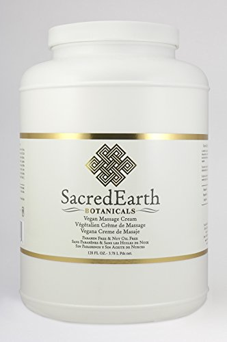 Sacred Earth Botanicals Vegan Massage Cream